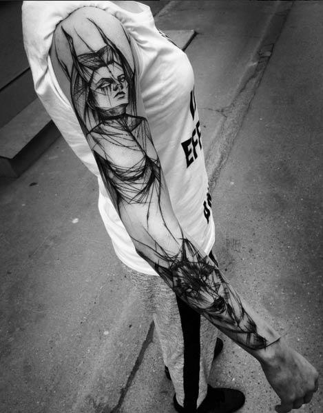 sketch-style-tattoo-design-16
