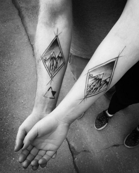 sketch-style-tattoos