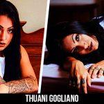 A beleza tatuada de Thuani Gogliano