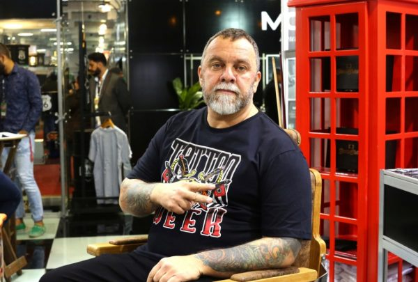 Enio Conte na Tattoo Week SP 2016