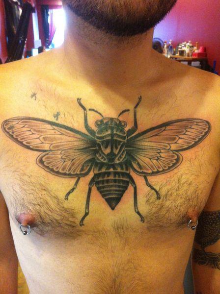 Tatuagens no Peito 06