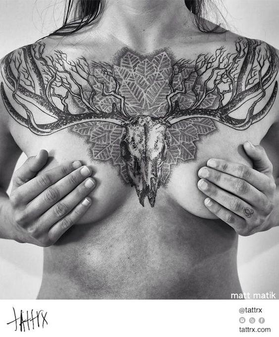 Tatuagens no Peito 09