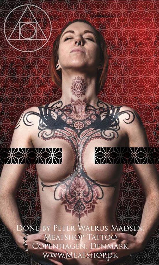 Tatuagens no Peito 15