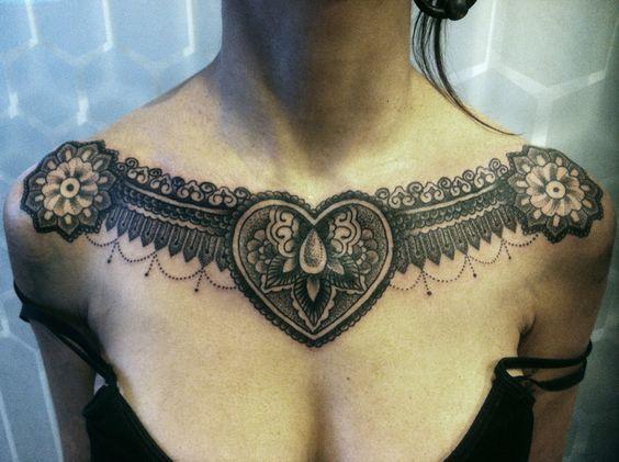 Tatuagens no Peito 16