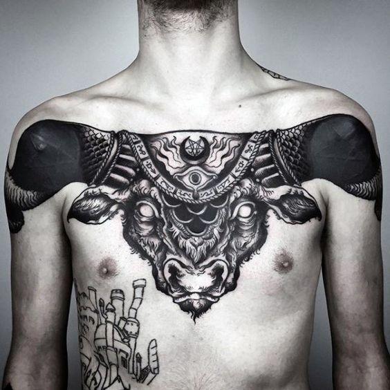 Tatuagens no Peito 22