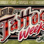 Já começou a maior convenção de tatuagem do mundo, a Tattoo Week SP