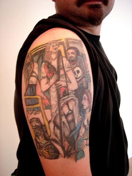 tattoo-beckmann