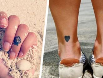 As 30 Tatuagens delicadas que você estava procurando para se inspirar