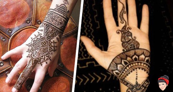 O Que é Tatuagem De Henna E Como é Feita 40 Imagens